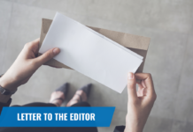 Letter to the editor: We must transition to renewable energy
