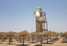 Unique energy and water project combines solar power and desalination